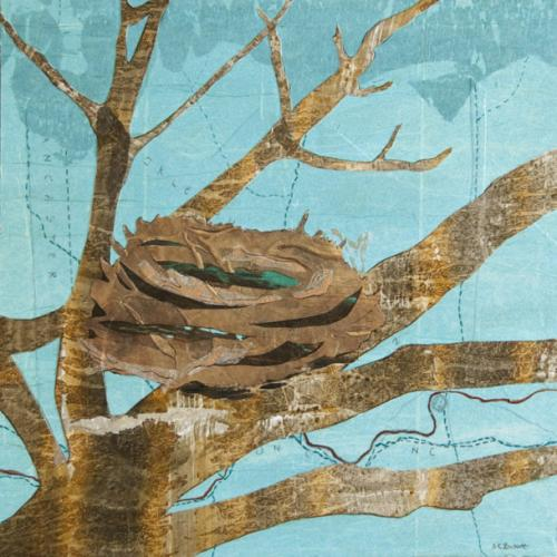 Shug Lockett, Earth Elements, Nest